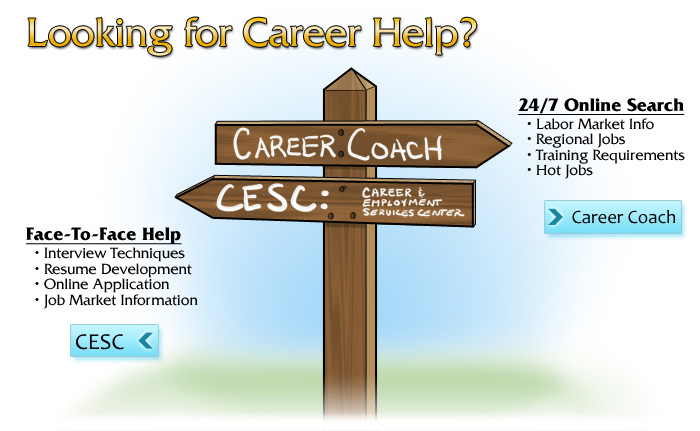 Looking for Career Help?